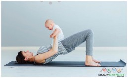 Get Back In Shape After Pregnancy