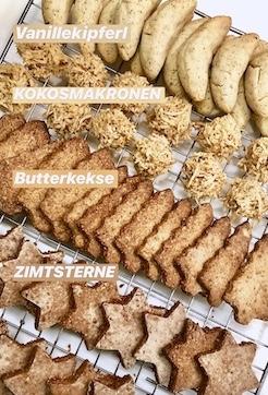 Saigon Foodie Healthy Xmas Cookies Body Expert Systems